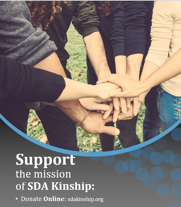 Support the Mission of SDA Kinship