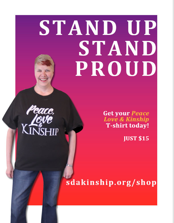 STAND UP - STAND PROUD